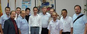Meclis Üyeleri Kardes Belediye Kirçova'yi Ziyaret Etti
