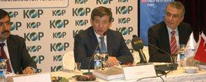 KOP Bölgesi Koordinasyon Toplantisina Bakan Davutoglu Baskanlik Yapti
