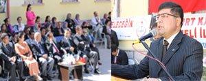 Karaman'da Egitim Yili Törenle Basladi