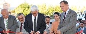Karaman OSB'ye 112 Acil Saglik Hizmetleri Istasyonu Açildi