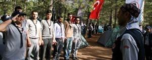 Anadolu Izci Liderleri Kayseri'de Bulustu