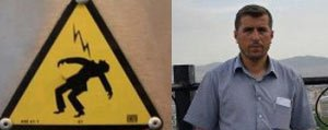 Elektrik Akimina Kapilan Isçi Öldü