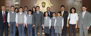 Karaman'da Milli Egitim, 89 AB Projesine Destek Aldi