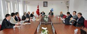 Mevka Kasim Ayi Yönetim Kurulu Toplantisi Yapildi