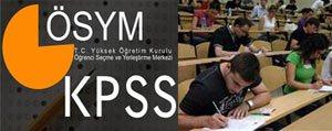 KPSS`de Tercih Islemleri Basladi