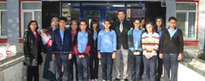 Toki Anadolu Lisesinde Dostluk Zirvede