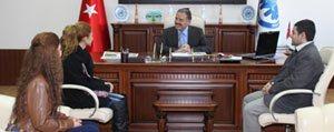 KMÜ'lü Ögrenciler Karaman Gençlik Meclisini Kurdu