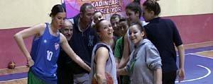 Yunus Emrespor Basketbol Takimimiz Deplasmanda