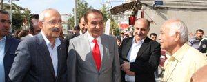 CHP Il Baskani Ahmet Ertugrul: Genel Baskanimiz Kiliçdaroglu'ndan Selam Getirdim