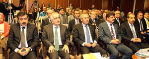 Konya-Karaman Vizyon Çalistayi Yapildi