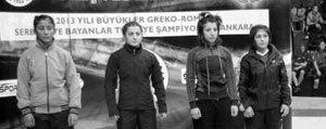 KMÜ Ögrencisi Sümeyye Sezer Olimpiyat Sampiyonlugunu Hedefliyor