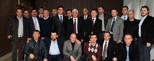 Makedonyali Aydin, Kültür Ve Kanaat Önderleri Ilimizdeydi