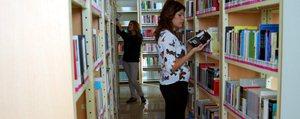 KMÜ Kütüphanesinden 2012 Yilinda 18.479 Kitap Ödünç Alindi
