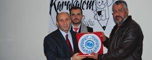 Ebu Halid'den Özgür Filistin Konferansi