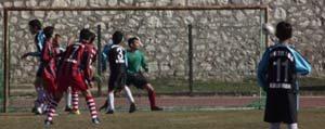 Okullar Arasi Yildizlar Futbol Müsabakalari Basladi