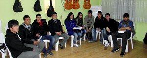 Gençlik Merkezi Gençlere Kapilarini Sonuna Kadar Açiyor