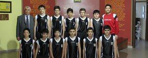 Yildiz Erkekler Basketbol Müsabakalarinin Sampiyonu Özel Babaoglu Oldu