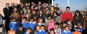 Kardes Okullarini Ziyaret Ettiler