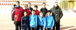 Atletizm Sporcularimiz Istanbul'da