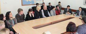 Makbule Orman Ortaokulu Avrupali Misafirlerini Agirliyor
