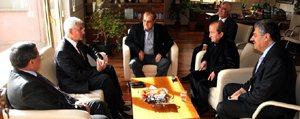 Vali Koca`nin OSB Ziyaretleri Devam Ediyor