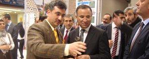 EMITT Fuari'nda Ilimiz Standi En Sempati Duyulan Il Ödülü Aldi