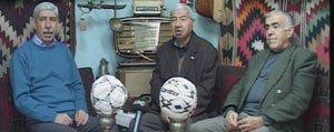 Karaman`da Spor Programinin Çekimlerine Basladik