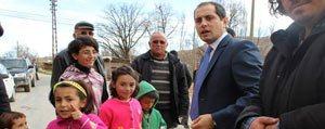 Kaymakam Erat'in Köy Gezileri Sürüyor