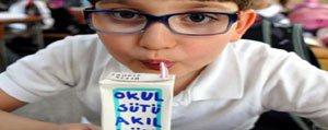 Okul Sütü Programi Pazartesi Basliyor
