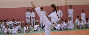 Taekwondocular Alanya'da