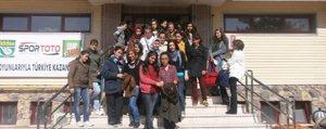 Karaman'in Seyyahlari Gençleri Mutlu Ediyor