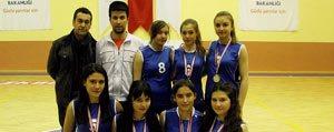 Kulüpler Arasi Gençler Voleybol Müsabakalari Sona Erdi