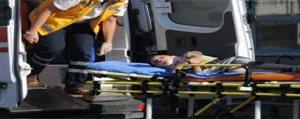 Otomobilin Çarptigi Çocuk Yaralandi