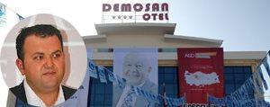 Demosan Spa Otel Karaman Turizmine Yön Vermeye Devam Ediyor