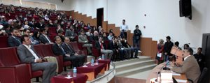 KMÜ'de Dost Akif Konferansi