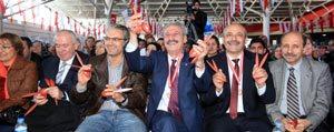 Izmir'de Karamanlilar Ve Konyalilar Pilav Senligi Düzenlendi