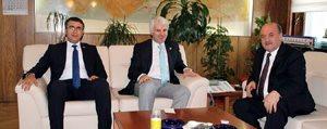 'Hizli Tren Projesi' Adana Için Gerçek Oluyor
