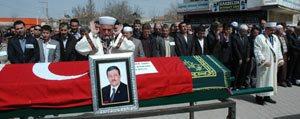 Kaza Kurbani Sari, Bayram Ve Demircan Son Yolculuklarina Ugurlandi