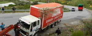 Karamanli Sürücü Bozyazi'da Kaza Yapti