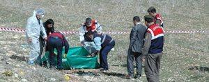 Cesedi Yakilan Kadinin Kimligi Belirlendi