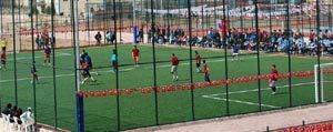 """KMÜ'de """"Kültür, Sanat Ve Spor Etkinlikleri"""" Basladi"""
