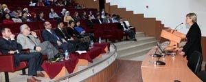 Hemsire Adaylarina Sterilizasyon Konferansi