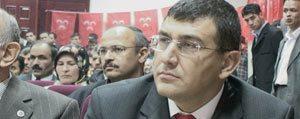 MHP Il Baskani Hatipoglu:Bayrak Sereftir, Bayrak Namustur