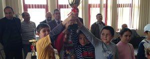 Türkiye Çocuk Ve Yildiz Liginde Ilimizi Temsil Edecek Okullar Belli Oldu