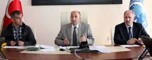 KMÜ 2. Uluslararasi Türkçe Konusan Ögrenciler Kongresine Hazirlaniyor