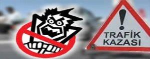 Trafik Kazasi: 1 Ölü