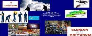Iskur, Karaman'in Isgücü Piyasasinin Talep Arastirmasini Yapiyor