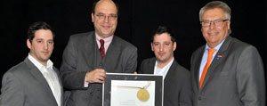 Karamanli Mühendislere Mükemmel Yeni Icatlar Ödülü