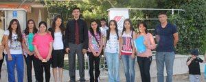 Gençlik Merkezi Üyeleri Kampa Gönderildi