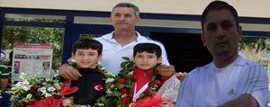 Taekwondo Balkan Sampiyonasina 1 Antrenör 2 Sporcu